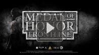 Vid�o : Medal of Honor - En Première Ligne : Trailer PS3