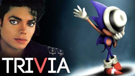 Vid�o : TRIVIA : Michael Jackson avait composé pour Sonic 3