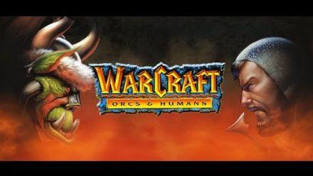 Vid�o : Warcraft : Intro (GOG)