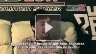 Vid�o : PES 2011 : interview vidéo de Seabass