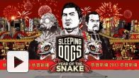 Sleeping Dogs - Trailer L'année du Serpent