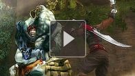 Prince of Persia : Les Sables Oubliés (Wii) - Trailer de gameplay