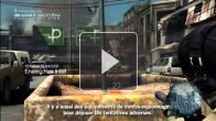 """Ghost Recon : Future Soldier - Video du Multi """"Sneak Peek"""" (FR)"""
