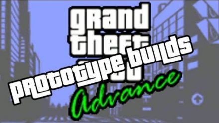 Grand Theft Auto Advance Prototype