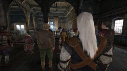 Vidéo : The Witcher : Toss a coin to you Witcher (vidéo de Hubert Wiza)