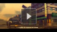 DLC Galvanoplastie Nicholson Trailer VOSTFR