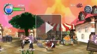 Vid�o : Twin Blades trailer