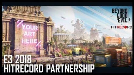 Vid�o : E3 2018 : Partenariat Hit Record et Beyond Good & Evil 2