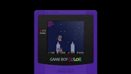Vid�o : Super Mario Land 2 DX