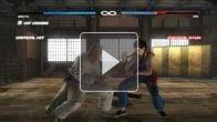 vidéo : Dead or alive 5 : Gen Fu Vs. Paï