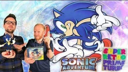 Vid�o : Super Retro Prime Turbo : Sonic Adventure