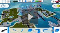 Vid�o : TrackMania Wii - Trailer de l'éditeur de circuits