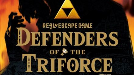 Vid�o : Zelda Escape Game : Defenders of the Triforce