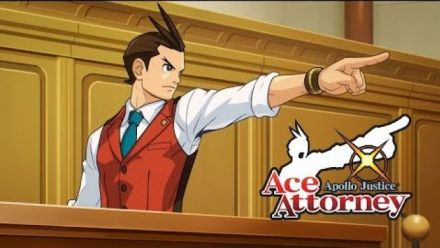 Vidéo : Apollo Justice : Ace Attorney - Story Trailer 3DS