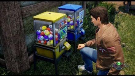 E3 2019 : Shenmue 3 : courses de tortues et autres jeux