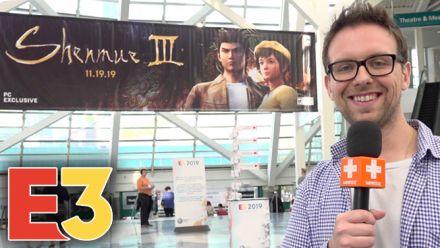E3 2019 : Nos impressions de Shenmue III