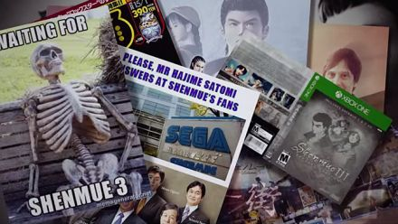 Shenmue : trailer du documentaire