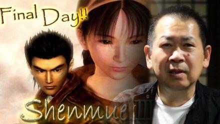 Shenmue 3 : message de Yu Suzuki et Live ce soir pour les dernières heures du Kickstarter
