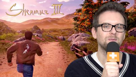 Impressions Shenmue 3