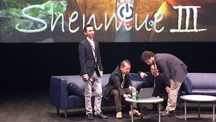 Conférence Shenmue 3 au Magic Monaco 2016 - Yu Suzuki dévoile de nouvelles images