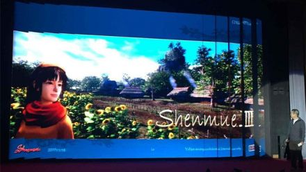 Shenmue III :: Cycle jour-nuit et environnements