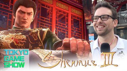 TGS 2019 : Nos impressions de Shenmue III