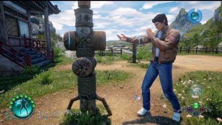 E3 2019 : Shenmue 3, du gameplay au son des oiseaux