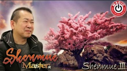 Shenmue III : Interview de Yu Suzuki par Shenmue Master au MAGIC 2016