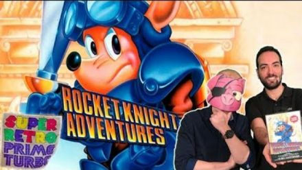 Vid�o : Super Retro Prime Turbo : Rocket Knight Adventures