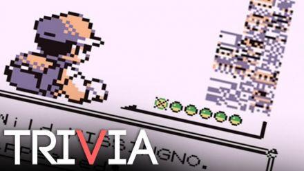 Vidéo : TRIVIA : Pokémon Missing No
