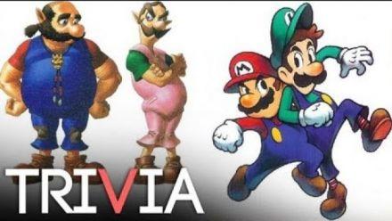 TRIVIA : Quand Mario s'invite dans Zelda... et vice versa