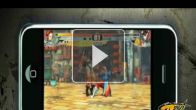 Street Fighter IV (iPhone) - Gameplay avec Cammy