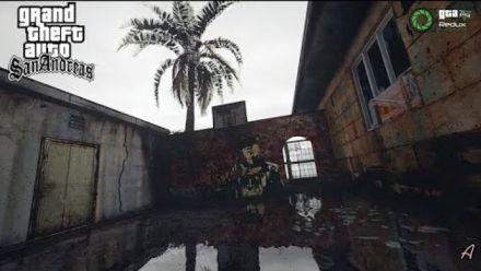 "Vidéo : GTA San Andreas : Mods ""SA_DirectX 2.0"" et ""Insanity Retexture"""