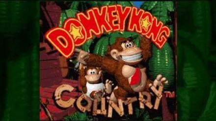 Donkey Kong Country avec le design original de Donkey Kong