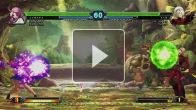 vid�o : The King of Fighters XIII : Athena