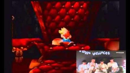 Vid�o : Anecdote jeu vidéo : Conker's Bad Fur Day parodie Kubrick