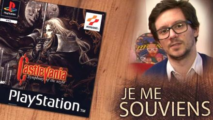 Vid�o : Plume se souvient du majestueux Castlevania Symphony of the Night