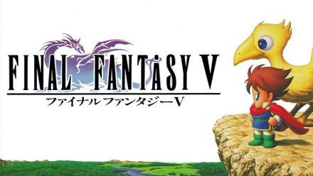 Vid�o : Final Fantasy V - Bande annonce PC