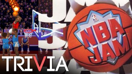 Vid�o : TRIVIA : La version secrète ultra vulgaire de NBA Jam