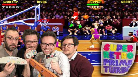 Vidéo : Super Retro Prime Turbo : La Rédac donne tout sur NBA Jam !