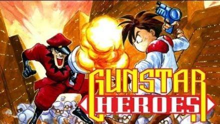 Vid�o : Gunstar Heroes : Bande-annonce SEGA Forever
