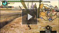 vidéo : Monster Hunter Portable 3rd - Vidéo des armes #1