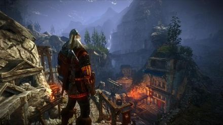 Vid�o : The Witcher 2 : Comparatif Xbox 360 et Xbox One