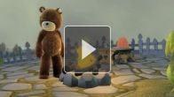 Naughty Bear : Feu de camp