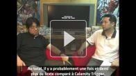 vidéo : BlazBlue - Continuum Shift : ITW DVP 01