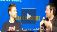 Uncharted 3 : la conférence à Paris
