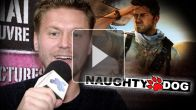 Christophe Balestra nous parle d'Uncharted 3 et Uncharted NGP