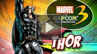 Marvel VS. Capcom 3 : Thor Gameplay