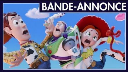 Vid�o : Toy Story 4 : Première bande-annonce