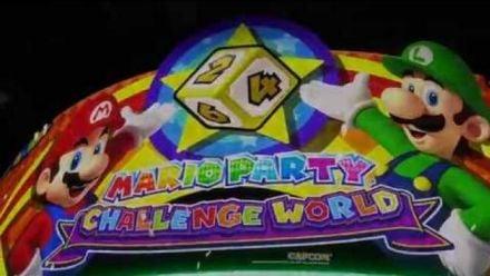 Vid�o : Mario Party Challenge World : Vidéo IAAPA 2017